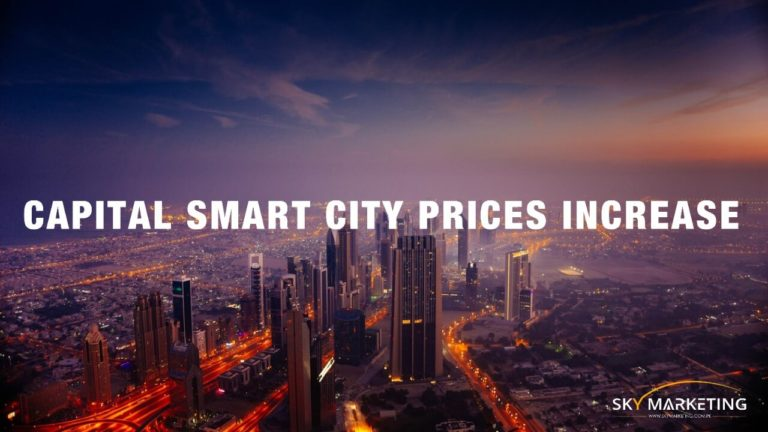 capital smart city prices