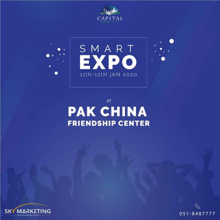 Capital smart city Expo 2020