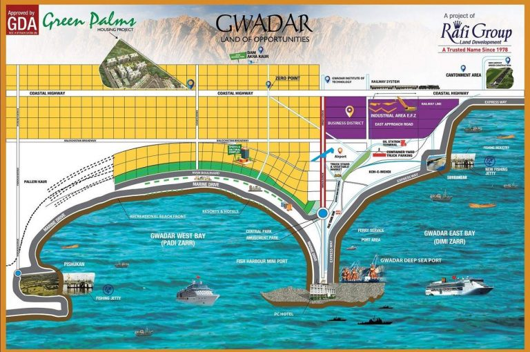 Green-Palms-Gawadar-Location-Map