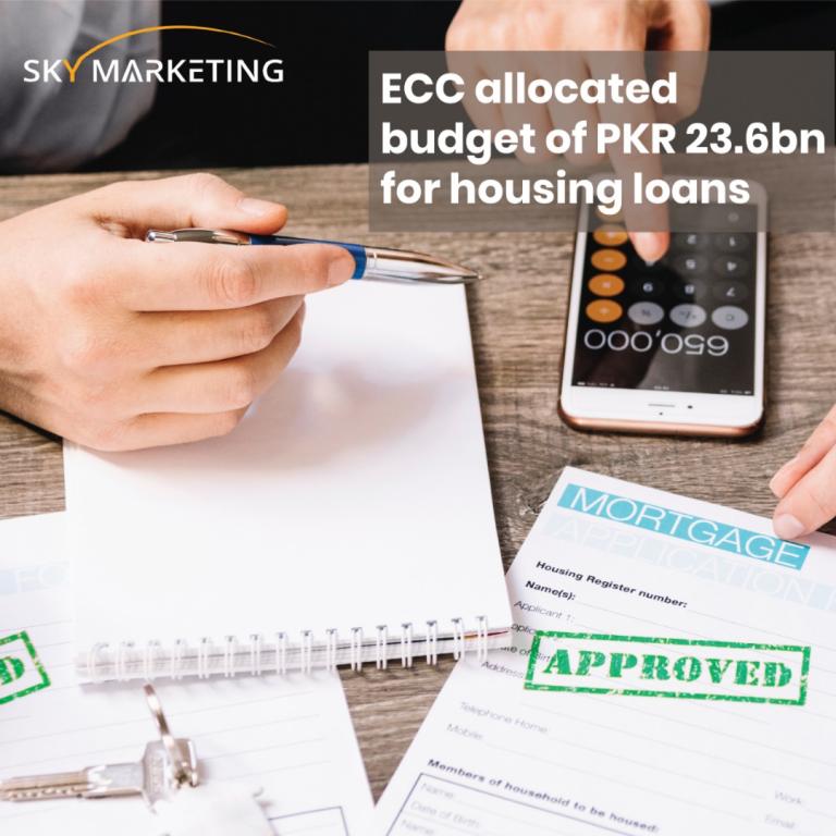 ECC allocated budget