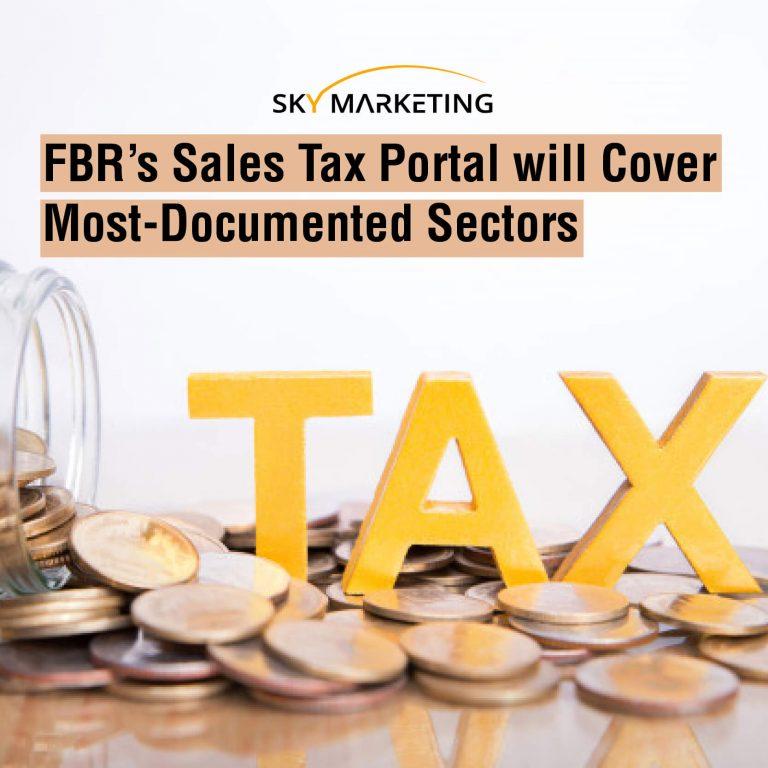 FBR TAX sales portal