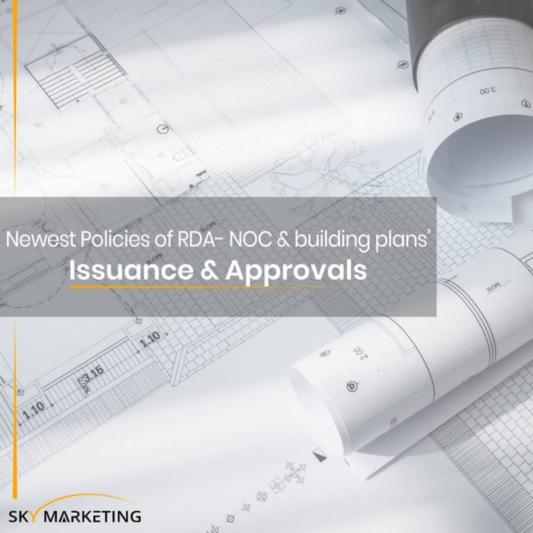Newest Policies of RDA- NOC & building plans' Issuance & Approvals