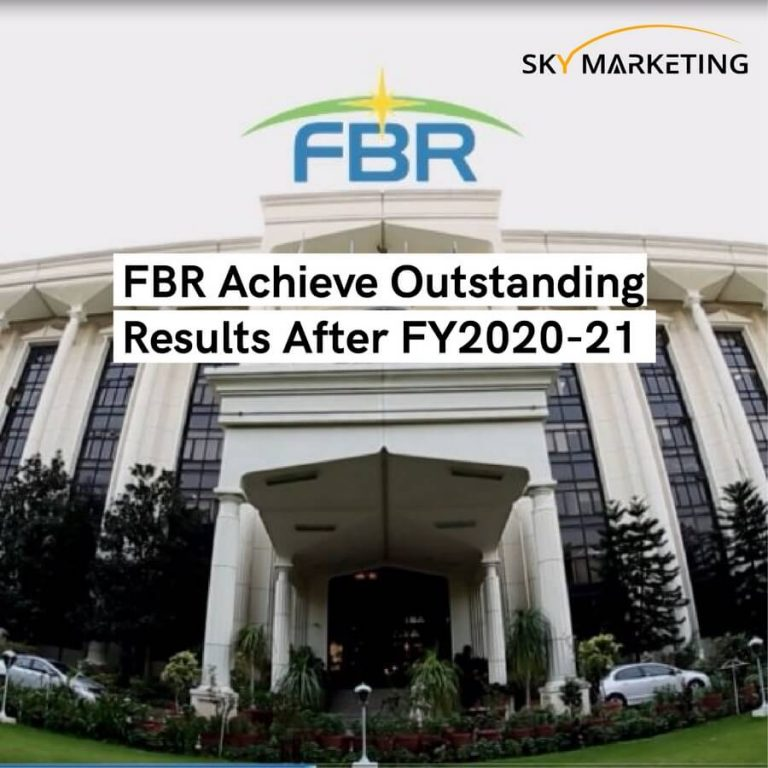 FBR achieve outstanding results after FY2020-21