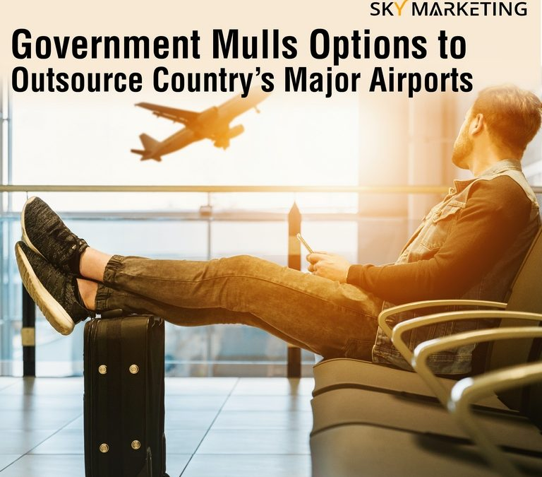 country's major airports