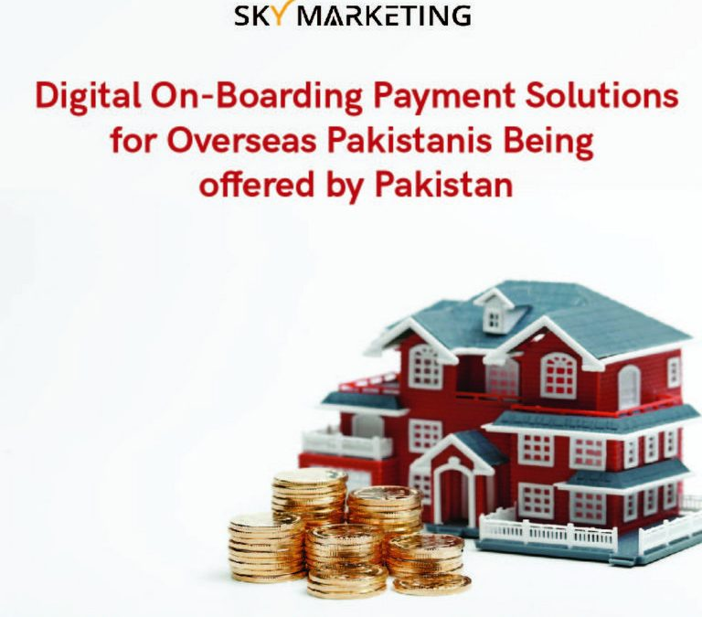 digital on boarding payment solutions for overseas pakistanis being offered by pakistan