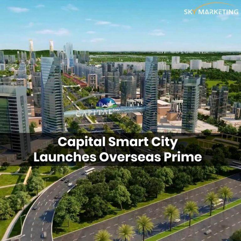Capital smart City Overseas Prime