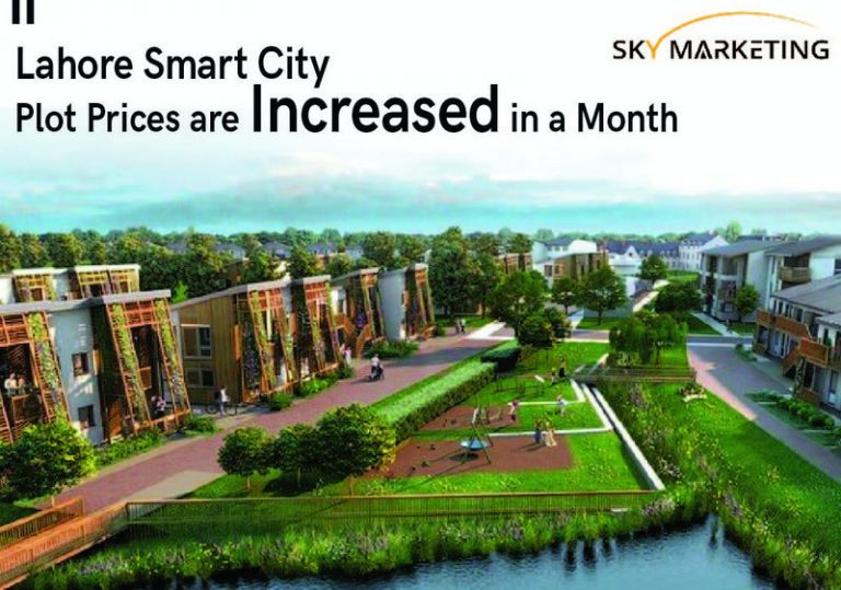 lahore smart city payment plans