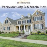 Park View City Islamabad 3.5 Marla Residential Plots